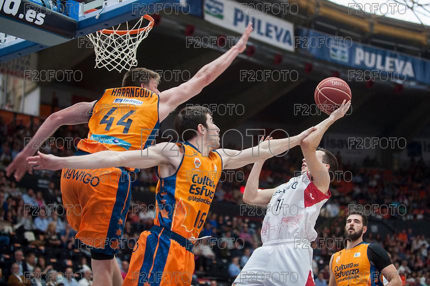 Valencia Basket 84-81 Bruixa D'Or (25-4-2015)