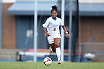 01 September 2013: North Carolina's Amber Munerlyn. The University of North Carolina Tar Heels hosted the Kennesaw State University Owls at Fetzer Field in Chapel Hill, NC in a 2013 NCAA Division I Women's Soccer match. UNC won the game 3-0.