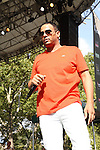 Christopher Williams Peforms at the 4th Annual R&B Fest 2012 Eric Benet, Salt-n-Pepa, Christopher Williams, Kenny Lattimore, Q Parker, DJ DWIZ Presented in Association with: Globe Star Media and WBLS held at SummerStage Central Park, NY 8/12/12
