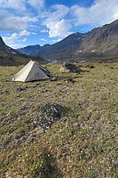 Gates of the Arctic National Park, Brooks Range, Alaska.