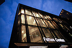 NEWS-Fulton Center train station opens to the public