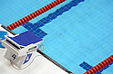 Starting block,.MARCH 4, 2012 - Swimming :.British Gas Swimming Championships 2012 (Selection Trials) at London Aquatics Centre in London, United Kingdom. (Photo by Hitoshi Mochizuki/AFLO)