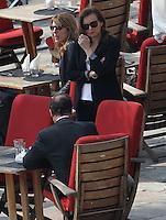 French President Hollande's partner Valérie Trierweiler hospitalized