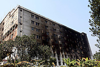 At least 112 people died, and more than 100 were injured at a fire at the Tazreen Fashions textile factory in Dhaka. Bangladesh's garment industry has a notoriously bad fire safety record; if the right precautions had been taken, the fire could have been prevented.