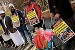 Protesta Contro il  genocidio dei Rohingya in Birmania