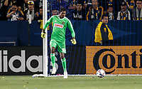 Carson, CA - April 29, 2017: The Los Angeles Galaxy and Philadelphia Union played to a 0-0 tie in a regular season Major League Soccer (MLS) game at StubHub Center.