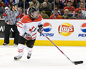 Ryan Ellis (Canada - 8) - Team Canada defeated the Czech Republic 8-1 on the evening of Friday, December 26, 2008, at Scotiabank Place in Kanata (Ottawa), Ontario during the 2009 World Juniors U20 Championship.