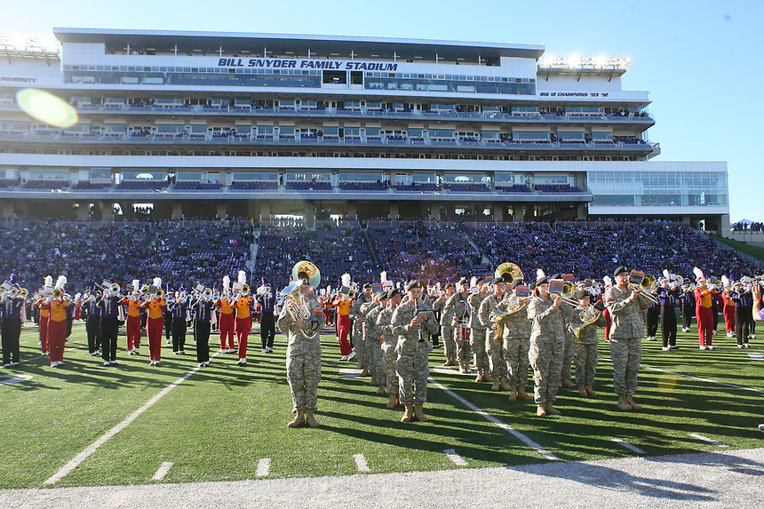 KSUMB - Game 6 - Ft. Riley Day (02NOV13)