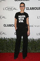 LOS ANGELES, CA - NOVEMBER 14: Brandi Milbradt at  Glamour's Women Of The Year 2016 at NeueHouse Hollywood on November 14, 2016 in Los Angeles, California. Credit: Faye Sadou/MediaPunch
