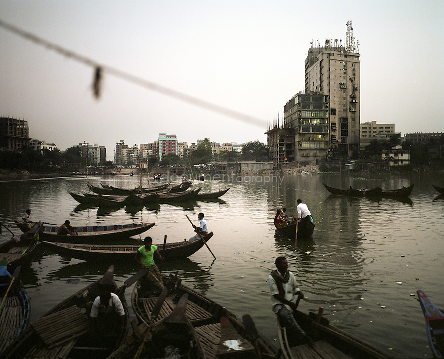 Under the Surface, Water Issues in Dhaka