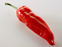 Red Sweet pointed peppers