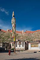 Tibetan Monastery