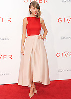 """New York Premiere Of The Weinstein Company's """"The Giver"""""""