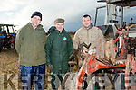 At the Ardfert Ploughing association Co. Championship Ploughing Match  on the lands of Michael McCarthy, Ballinprior, Ardfert on Sunday were Michael O'Sullivan, Churchill, Thomas Healy, John Healy, Ballyheigue