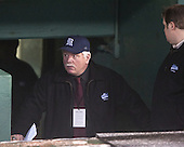 Red Gendron (Maine - Head Coach) - The University of Maine Black Bears defeated the Boston University Terriers 7-3 (2EN) on Saturday, January 11, 2014, at Fenway Park in Boston, Massachusetts.