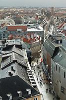 Sendlingerstrasse, Old Town Munich, München, Bavaria, Germany, Deutschland, Europe