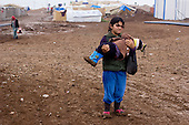 Syrian Refugees Languish in Iraqi Refugee Camp