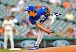 2008-09-14 MLB: Royals at Indians