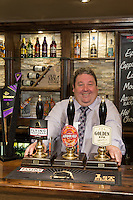 The Fountain Bridge carvery restaurant and pub at Sutton in Ashfield, Nottinghamshire.Pictured is boss Michael Perry.