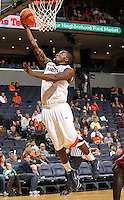 Nov 6, 2010; Charlottesville, VA, USA; Virginia Cavaliers g KT Harrell (24) shoots the ball Saturday afternoon in exhibition action at John Paul Jones Arena. The Virginia men's basketball team recorded an 82-50 victory over Roanoke College.