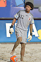 Tomoya Ginoza (JPN), SEPTEMBER 02, 2011 - Beach Soccer : FIFA Beach Soccer World Cup Ravenna-Italy 2011 Group D match between Japan 2-3 Mexico at Stadio del Mare, Marina di Ravenna, Italy, (Photo by Enrico Calderoni/AFLO SPORT) [0391]