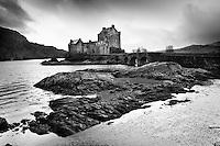 Eilean Donan Castle in Scotland.