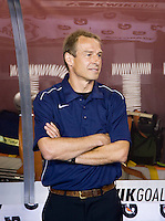 Jurgen Klinsmann. The USMNT tied Mexico, 1-1, during their game at Lincoln Financial Field in Philadelphia, PA.