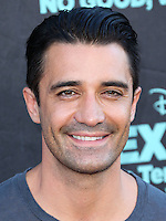 HOLLYWOOD, LOS ANGELES, CA, USA - OCTOBER 06: Gilles Marini arrives at the World Premiere Of Disney's 'Alexander And The Terrible, Horrible, No Good, Very Bad Day' held at the El Capitan Theatre on October 6, 2014 in Hollywood, Los Angeles, California, United States. (Photo by Xavier Collin/Celebrity Monitor)