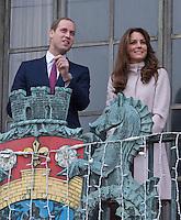 Kate & Prince William visit Guidhall, Cambridge