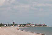 Thorpeness on the Suffolk coast, UK.