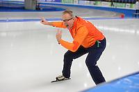 SCHAATSEN: BERLIJN: Sportforum Berlin, 05-07-12-2014, ISU World Cup, Geert Kuiper, ©foto Martin de Jong