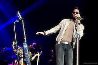 Romeo Santos performs live at the Allstate Arena in Rosemont, IL