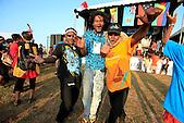 Spectateurs et festivaliers à Ouvéa
