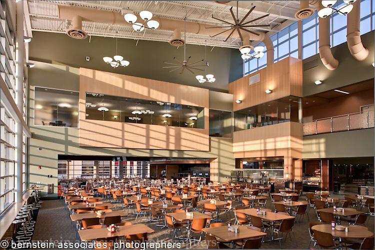 Rutgers Livingston Dining Hall Bernstein Associates