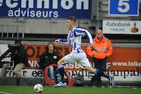 VOETBAL: HEERENVEEN: Abe Lenstra Stadion, 21-10-2012, SC Heerenveen - FC Groningen, Einduitslag 3-0, Jeffrey Gouweleeuw (#3 | SCH), ©foto Martin de Jong