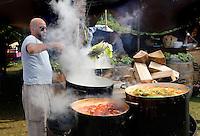 Markten en Foodfestivals