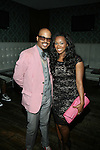 "George Wilson and Teshawna Graham Attend ""RokStarLifeStyle"" Celebrity Publicist MarieDriven Birthday Extravaganza Hosted by Jack Thriller & MTV Angelina Pivarnick Held at Chelsea Manor, NY"