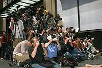 Video Crews and Photographers covering the star.Susan Saint James receives a Star on the Hollywood Walk of Fame. Los Angeles, CA.June 11, 2008.©2008 Kathy Hutchins / Hutchins Photo .