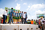 South Africa National Team, The winner in team overall classification