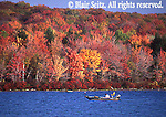 Fishing, Fall Foliage, Tobyhanna State Park, Monroe and Wayne Counties, NE PA