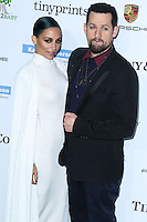 CULVER CITY, LOS ANGELES, CA, USA - NOVEMBER 08: Nicole Richie, Joel Madden arrive at the 3rd Annual Baby2Baby Gala held at The Book Bindery on November 8, 2014 in Culver City, Los Angeles, California, United States. (Photo by Xavier Collin/Celebrity Monitor)
