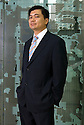 CHINA / Shanghai /..CEO of Citygroup Cheeping Yap portrayed in Shanghai..&copy; Daniele Mattioli / Anzenberger