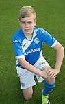 St Johnstone Academy Under 13&rsquo;s&hellip;2016-17<br />Scott Lavelle<br />Picture by Graeme Hart.<br />Copyright Perthshire Picture Agency<br />Tel: 01738 623350  Mobile: 07990 594431