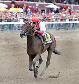 Yawkey Way wins his second at the Spa.