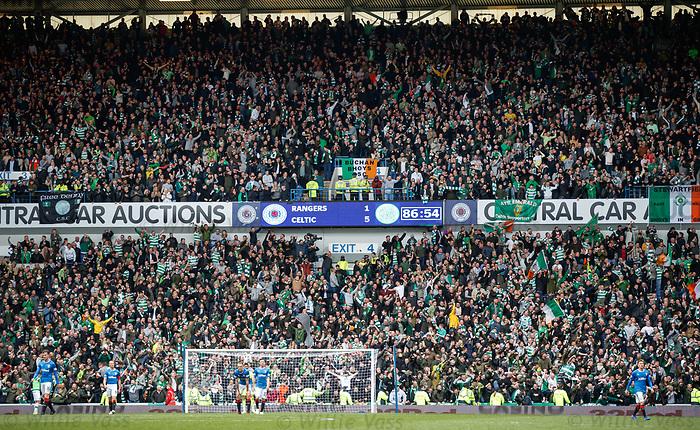 Celtic put five goals past Rangers at Ibrox