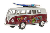 VW Volkswagen Camper Van Model - 2010