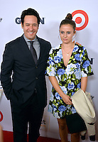BEVERLY HILLS, CA. October 21, 2016: Actor Rob Morrow &amp; daughter Tu Simone Ayer Morrow at the 2016 GLSEN Respect Awards, honoring leaders iin the fight against bullying &amp; discrimination in schools, at the Beverly Wilshire Hotel.<br /> Picture: Paul Smith/Featureflash/SilverHub 0208 004 5359/ 07711 972644 Editors@silverhubmedia.com