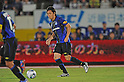 Yasuhito Endo (Gamba), SEPTEMBER 10, 2011 - Football / Soccer : 2011 J.League Division 1 match between Gamba Osaka 2-0 Omiya Ardija at Expo '70 Stadium in Osaka, Japan. (Photo by AFLO)