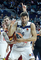 REAL MADRID v GALATASARAY ODEABANK ISTAMBUL. EUROLEAGUE 2016/2017.