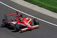 10-18 May 2008, Indianapolis,Indiana USA.Dan Wheldon.©2008 F.Peirce Williams USA.
